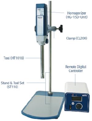 Máy đồng hóa điều khiển kỹ thuật số DH.WHG02018 Daihan