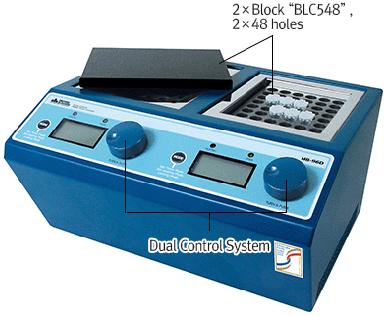 Máy ủ nhiệt khô 2 block DH.WHB00198  Daihan