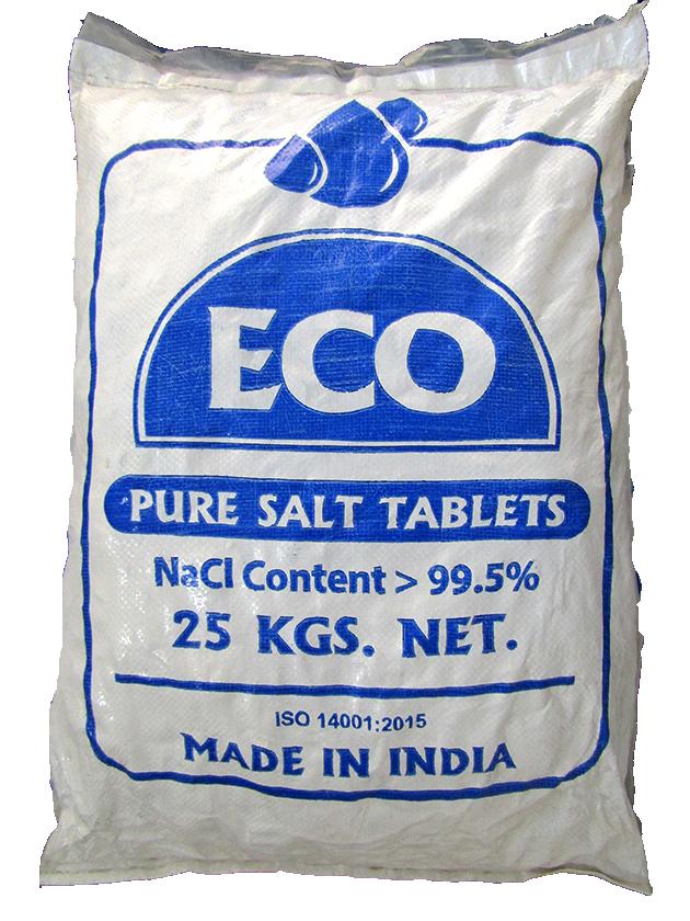 Sodium chloride 99% NaCl, Ấn Độ, 25kg/bao