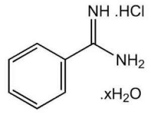 Benzamidine hydrochloride hydrate, 98% 5g Acros