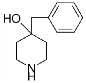 4-Benzyl-4-hydroxypiperidine, 95% 1g Acros