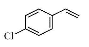 4-Chlorostyrene, 99%, stabilized 10g Acros
