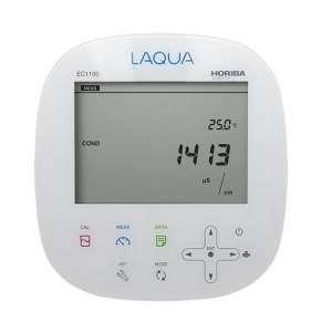 Máy đo độ dẫn / điện trở / độ mặn / TDS để bàn EC1100 Horiba