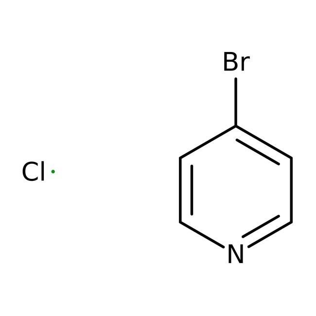 4-Bromopyridine Hydrochloride 98% 1g Acros