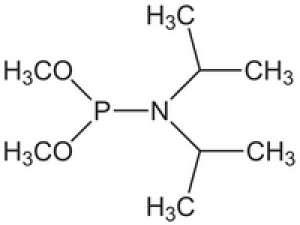 Dimethyl-N,N-Diisopropylphosphoramidite500mg Merck