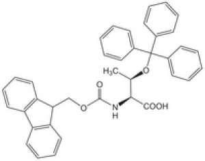 Fmoc-Thr(Trt)-OH Novabiochem® 5g Merck
