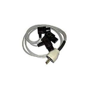 Bộ dây điện nhiều ổ cắm EU A00000221 Velp