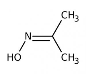 Acetone oxime, 98% 100g Acros