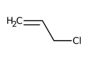 Allyl chloride, 98%, stabilized 1l Acros