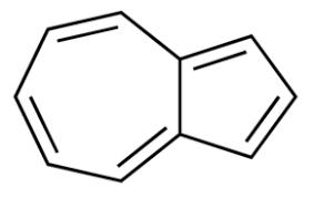 Azulene, 99% 1g Acros