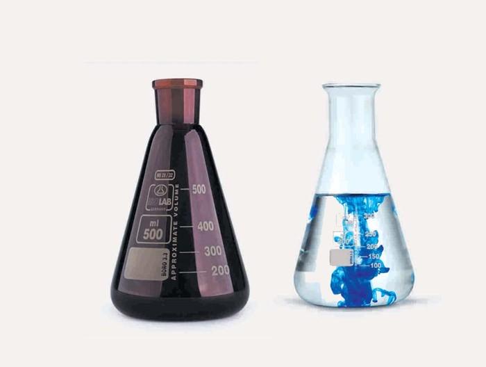 Bình tam giác thí nghiệm – Dụng cụ cần thiết trong phòng thí nghiệm
