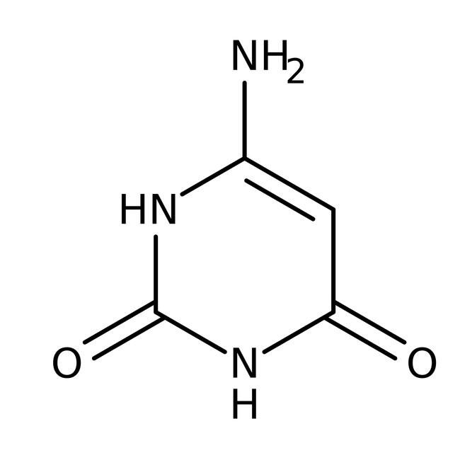 4-Amino-2,6-dihydroxypyrimidine, 98% 100gr Acros