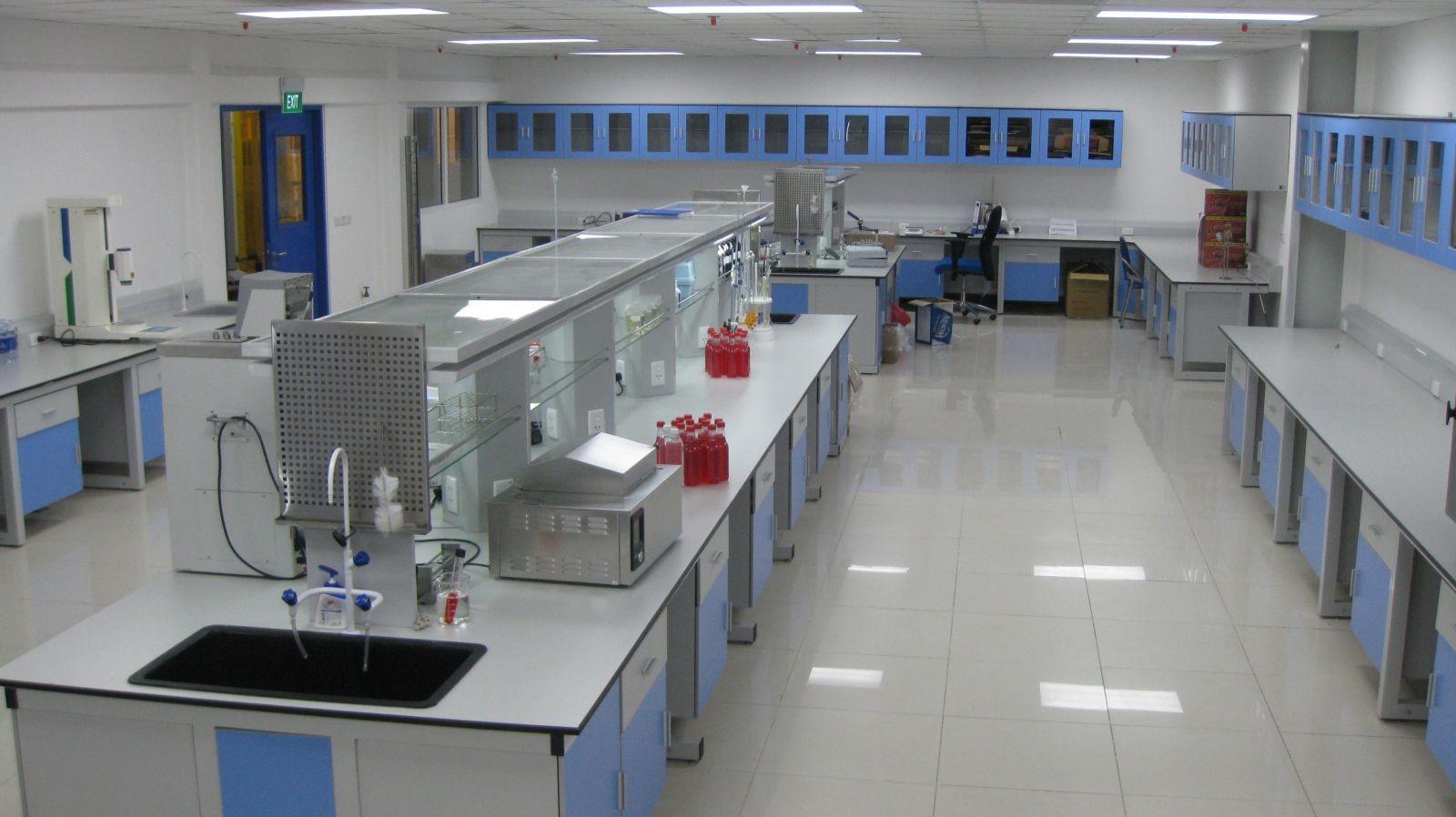 VIETCHEM chuyên tư vấn, thiết kế và lắp đặt các loại thiết bị trong phòng thí nghiệm