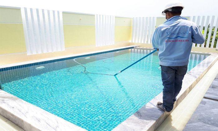Chuyên dùng trong xử lý nước cấp bể bơi và sinh hoạt