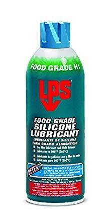 Chất bôi trơn thiết bị ngành thực phẩm LPS Food grade silicone lubricant
