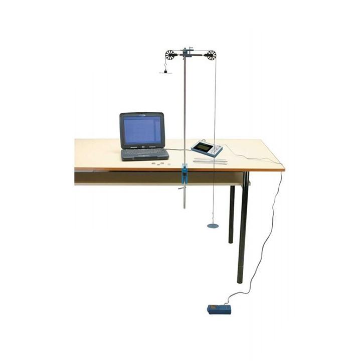 Máy đo động học Atwood's machine Optika