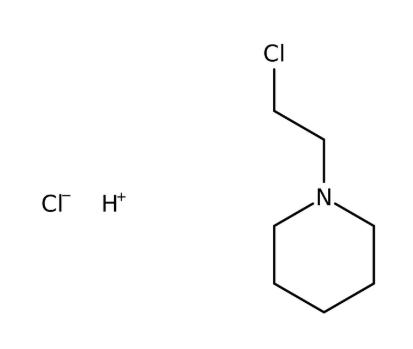 1- (2-Cloroethyl) piperidine hydrochloride, 98%, 500g, Acros