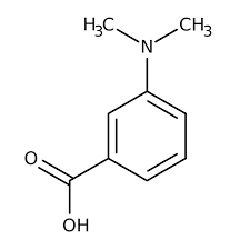 3-Dimethylaminobenzoic acid, 99% 100g Acros