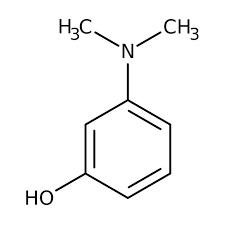 3-Dimethylaminophenol, 97% 100g Acros