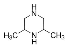 2,6-Dimethylpiperazine, 98% 25g Acros