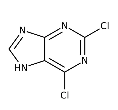 2,6-Dichloropurine, 97% 5g Acros