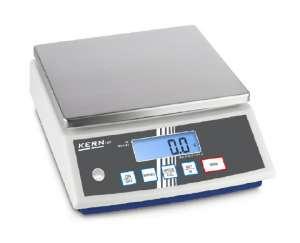 Cân kỹ thuật 1 số lẻ (3kg/0.1g) FCF 3K-4 Kern