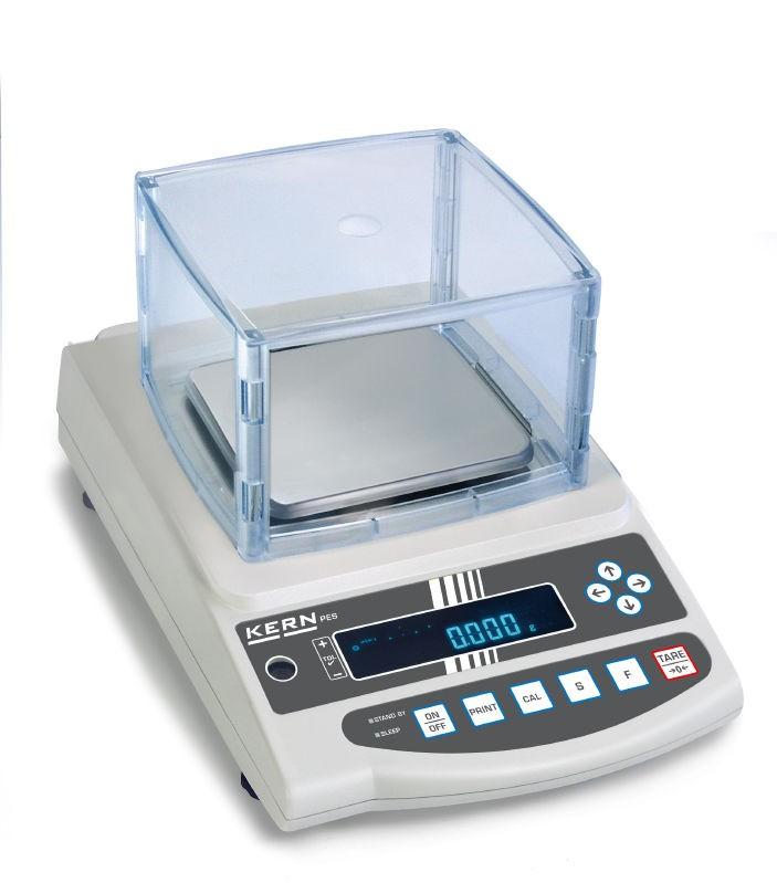 Cân kỹ thuật  2 số lẻ (4200g/ 0.01g) PES 4200-2M Kern