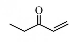 Ethyl vinyl ketone, 98%, stabilized 5g Acros