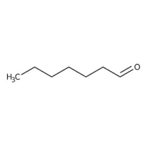 Heptaldehyde, 95% stabilized 1l Acros