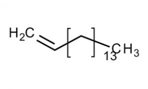 1-Hexadecene, 92%, tech Acros