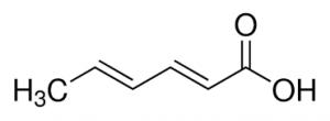 2,4-Hexadienoic acid, 99% 500g Acros