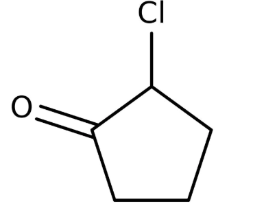 2-Chlorocyclopentanone 97% stabilized, 5g Acros