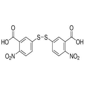 5,5'-Dithiobis-(2-nitrobenzoic acid), 99% 1g Acros