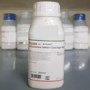 BSC Propionate Agar Base (Bifidobacterium Selective Count Agar Base) 500g Himedia