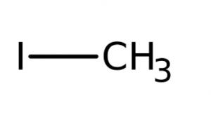 Iodomethane 99% stabilized 100g Acros
