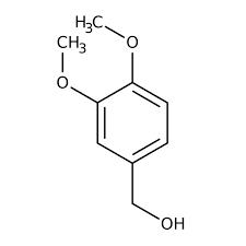 3,4-Dimethoxybenzyl alcohol, 96% 25g Acros