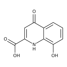 4,8-Dihydroxyquinoline-2-carboxylic acid, 96% 5g Acros