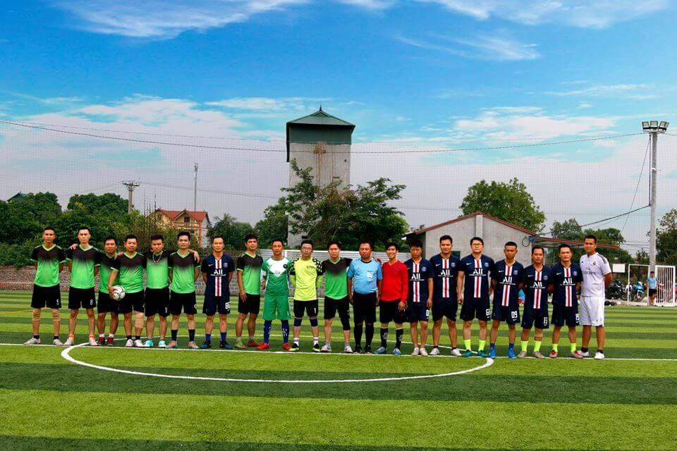 đội hình FC VietChem