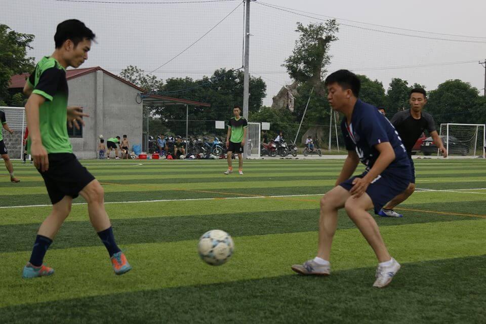 Thành viên của FC VietChem
