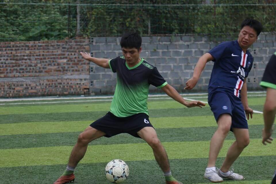 Quá trình tập luyện của đội bóng