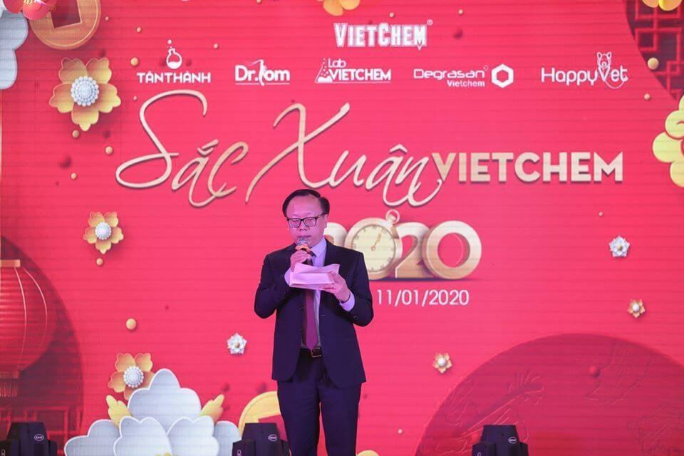 Ông Nguyễn Đức Việt - Chủ tịch HĐQT phát biểu tại Gala