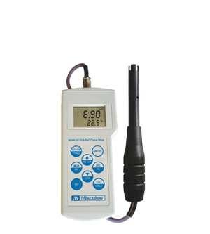 Máy đo EC/TDS/độ mặn/nhiệt độ cầm tay MI306, Milwaukee