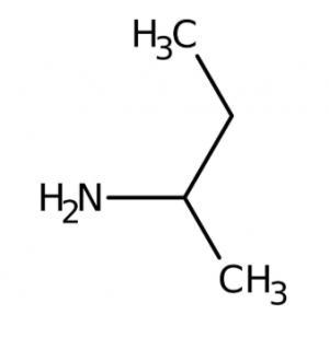 sec-Butylamine, 99%, 5ml, Acros