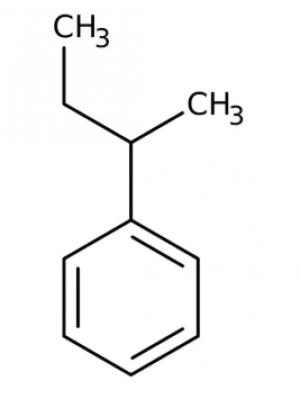 sec-Butylbenzene, 99+%, 5ml, Acros