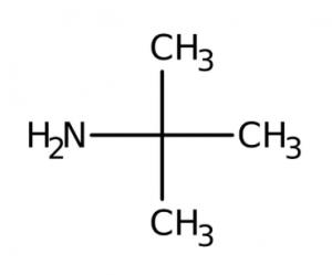 tert-Butylamine, 99%, 1l, Acros