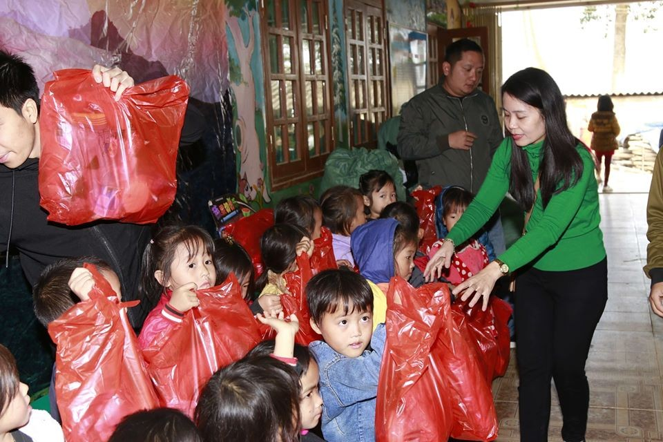 VietChem từ thiện Hà Giang