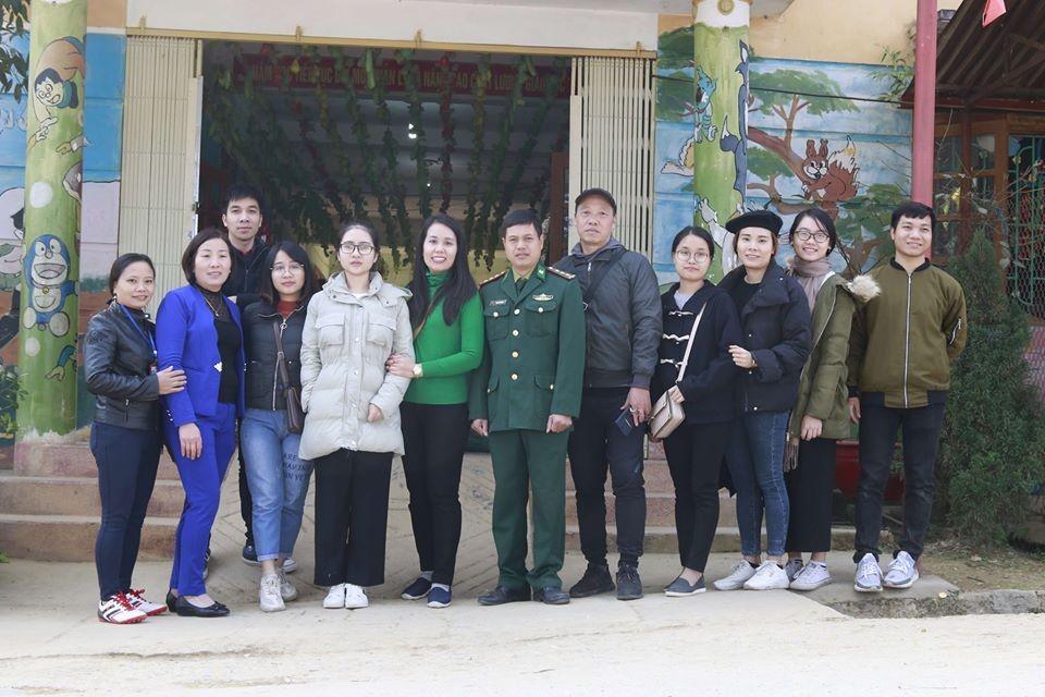 VietChem trao học bổng tại Hà Giang