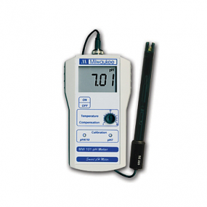 Máy đo pH đất cầm tay MW 101 Milwaukee