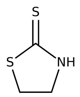 2-Mercaptothiazoline 98%,100g Acros