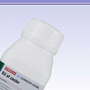 Oil of castor GRM6358-500ML Himedia